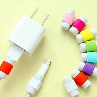 2x Phone Cable Protector
