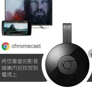 Google Chromecast 電視棒