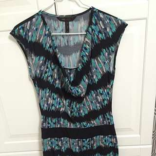 BCBG Xxs Short Dress