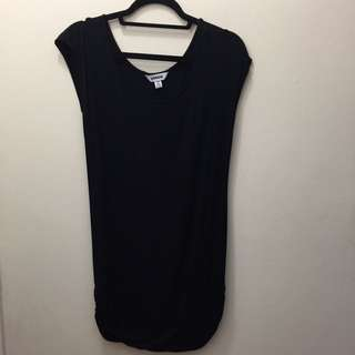 Garage Size Medium Black Dress