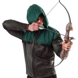 *Price Reduced* Green Arrow Bow and Arrow Set