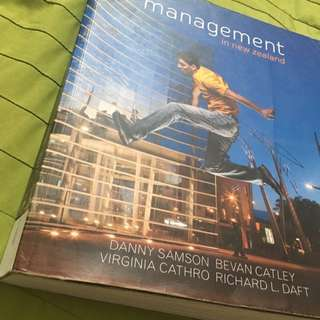 Management In New Zealand