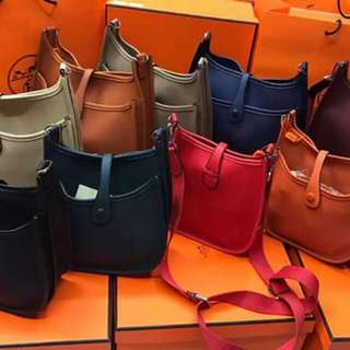 HERMES EVELYN BAG