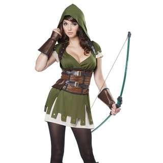 *Price Reduced* Miss Robin Hood Costume