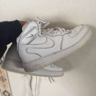 Air Force Ones (high tops)