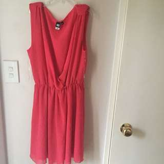 Glassons V-Neck Dress