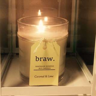 Handmade Scented Candle