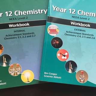Ncea Chemistry Workbook