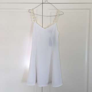 Minkpink Daisy Strap Dress