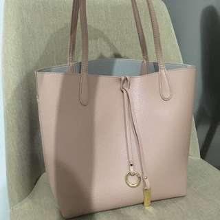 VNC Tote Bag Dusty Pink