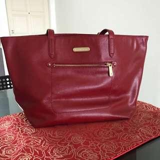 Sale ! Victoria Secret Red Tote