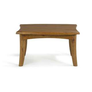 Yukon Solid Timber Square End Table
