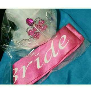 Bride-to-be Party Pack