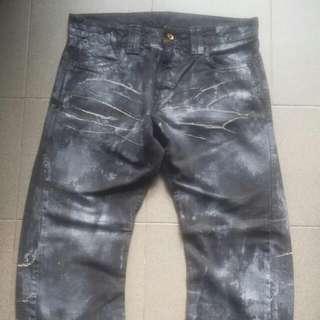 Tough 有反光效果(Made in Japan) 牛仔褲