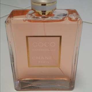 100ml chanel coco mademoiselle