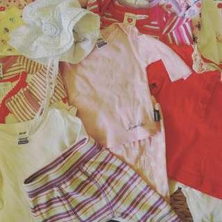 Girls Newborn Clothes Pack size 0000