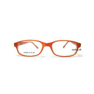 Frame Kacamata Anak Unisex Italy Design BL9056