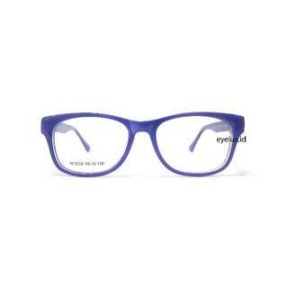 Frame Kacamata Anak Unisex Italy Design BL9058