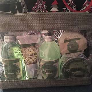 Ecobalance Bath Set