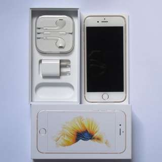 IPhone 6s 16gb Gold Globelock With Apple Warranty Or Swap To Ip6s 64gb