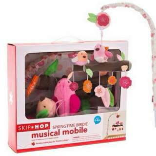 Skiphop Musical Mobile