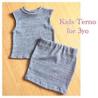 Kids Terno