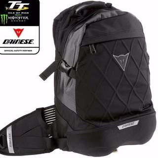 DAINESE Zaino Gatorpack rider backpack with rain cover