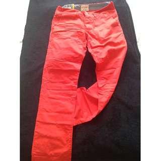 ESPRIT Chino Slim Fit pants