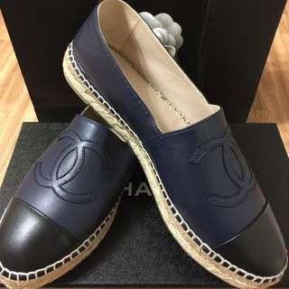 (保留)正品chanel鉛筆鞋