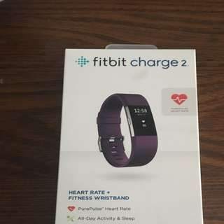 Brand New Unopened Fitbit Charge 2