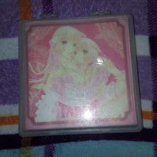 Anime cards