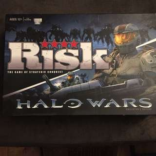 Risk. Halo Wars