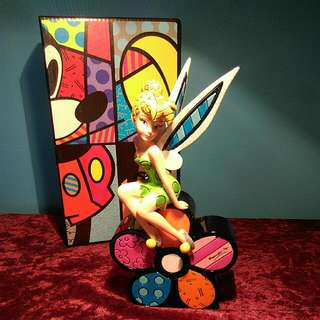 Tinkerbell Figurine From Disney Brittp
