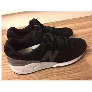 NEW BALANCE MRL999BA 黑灰麂皮復古 999 996 574 慢跑鞋,誠購者可議價