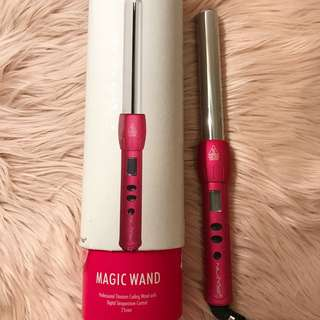 NuMe 25mm Curling Wand