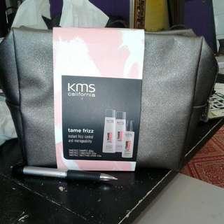 KMS California Tame Frizz Collection RRP  $62