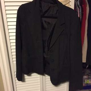Rietmans Dark Grey Blazer