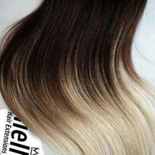 WTB tape In Ombre Hair Extensions