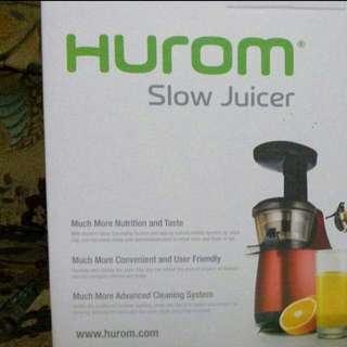 Hurom Slow Juicer