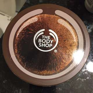 Body Shop Coconut Body Butter