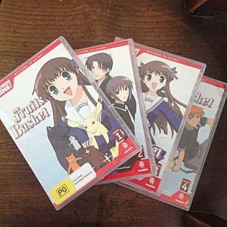 FRUITS BASKET Complete Series