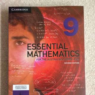 9 Essential Maths Cambridge