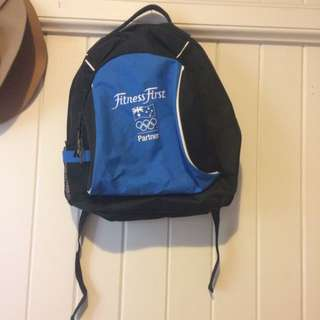 Fitness First Gym Bag