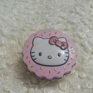 Hello Kitty 鐵盒仔