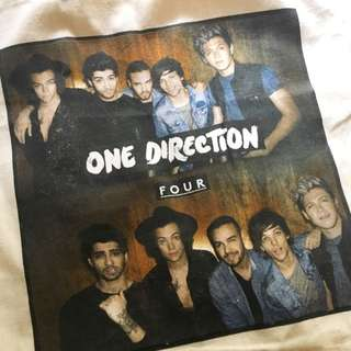 One Direction (FOUR) Concert Tote Bag