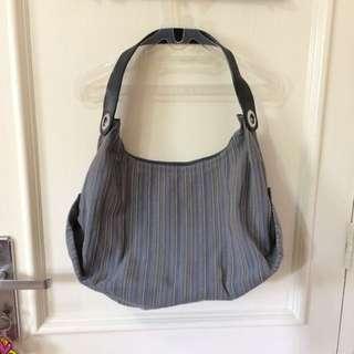 Blue Stripes Bag