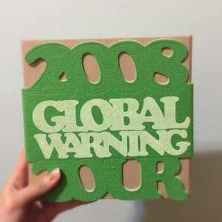 2008 Global Warning Tour With Taeyang 1st Concert