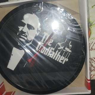 Jordan Godfather Scarface Wall Clock