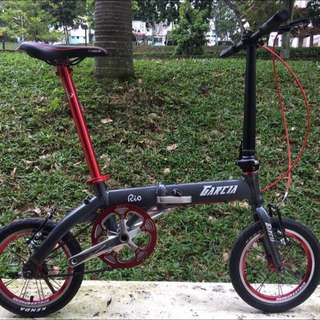 Folding Bicycle Light Weight