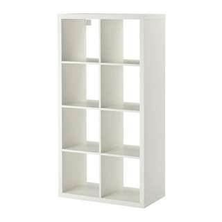 IKEA KALLAX 8 Cube Shelf